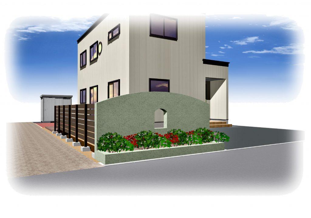 平松邸Plan